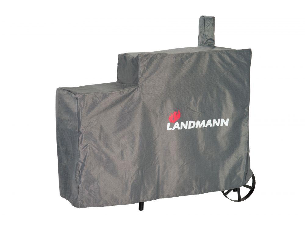 Landmann Holzkohlegrill Grillchef : Landmann wetterschutzhaube smoker l premium kaufen