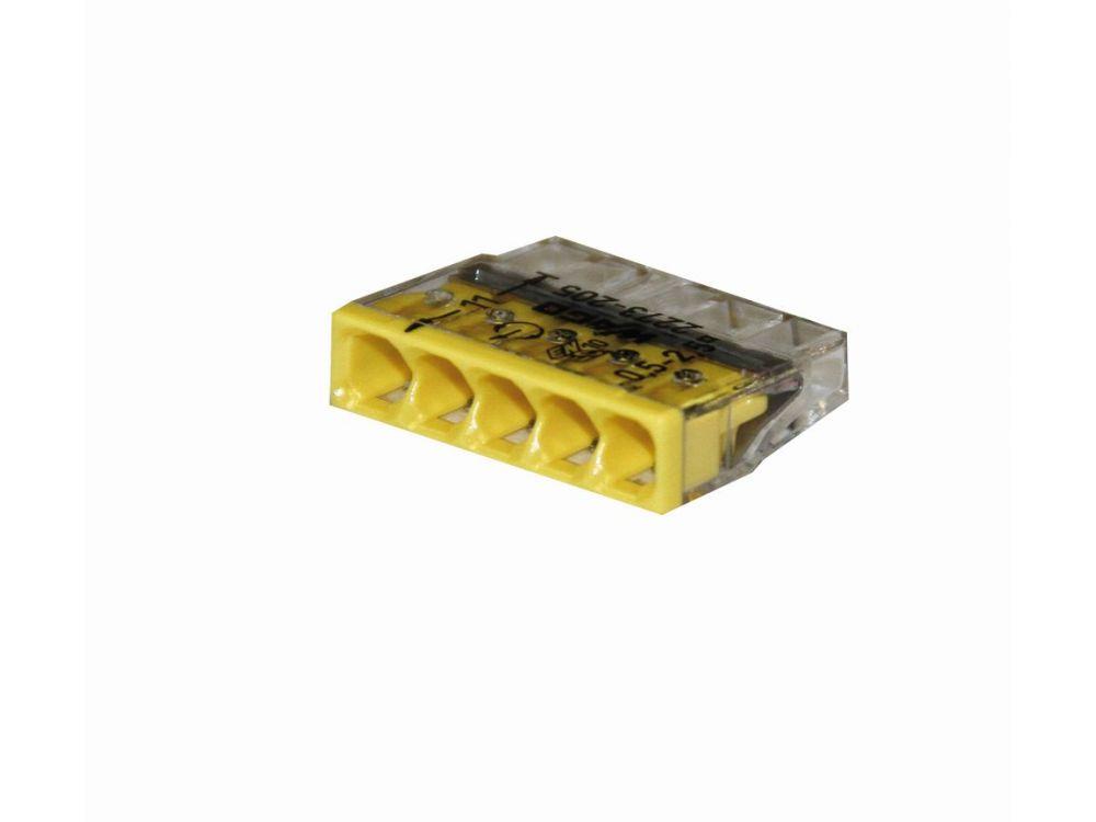 Wago Compact 6 Stück Ausführung:2-polig