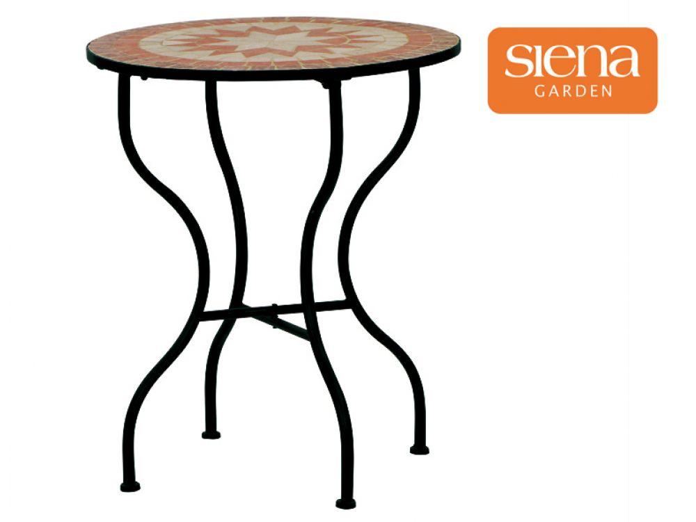 Siena Garden Eisen Tisch Finca Mit Mosaikoptik Kaufen