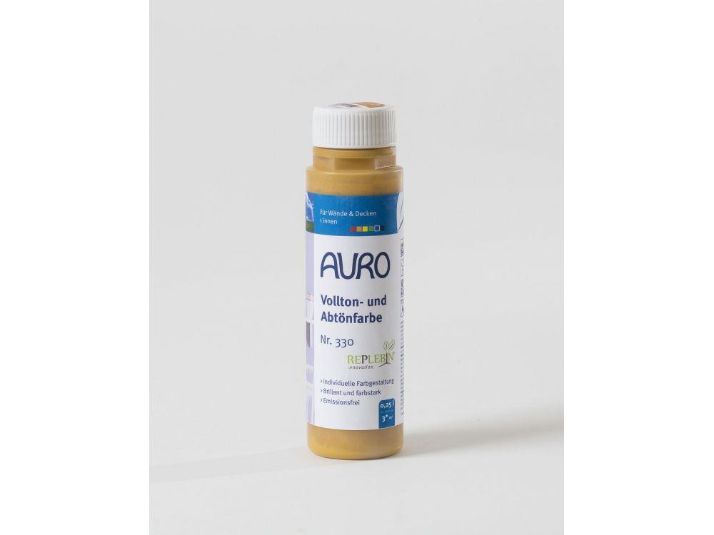 Vollton- und Abtönfarbe Farbe:Ultramarin-Blau Inhalt:0,25l
