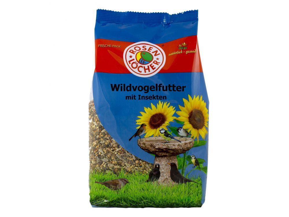 WVF Streufutter mit Insekten Menge:0,75kg
