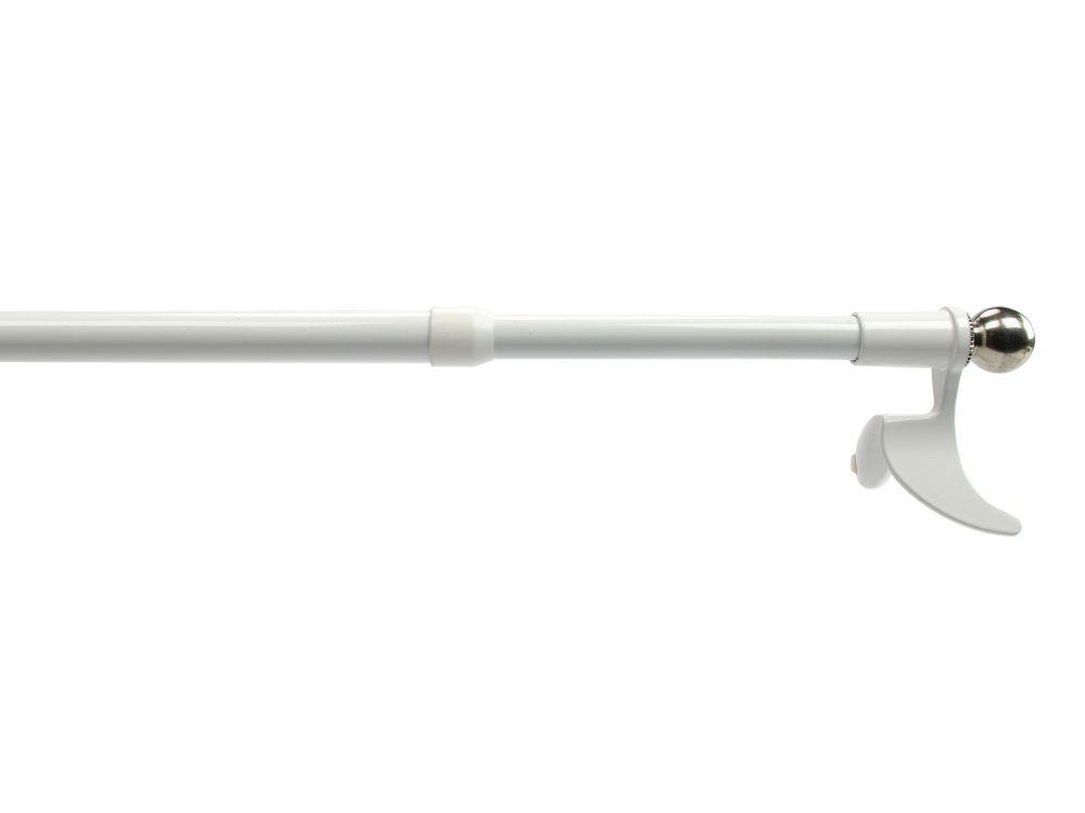 Klemmstange Exclusiv 1 Stück Farbe:weiß/weiß Größe:040-060 cm
