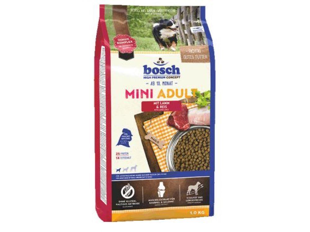 Dog Mini Adult Lamm und Reis Inhalt:3kg