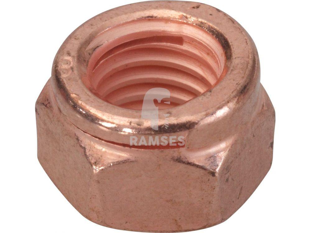 Kupfermutter 14440 M10 SW17 50 Stück Ausführung...
