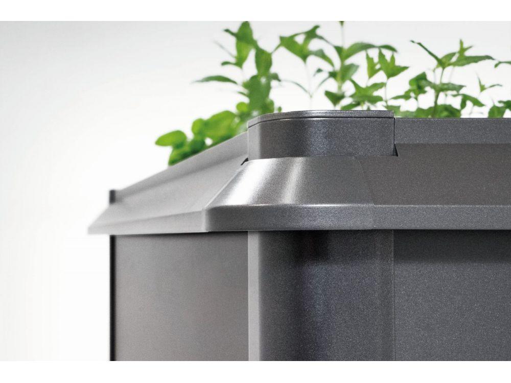 Biohort Schneckenschutz für HochBeet Ausführung:2x2 Farbe:quarzgrau-metallic jetztbilligerkaufen