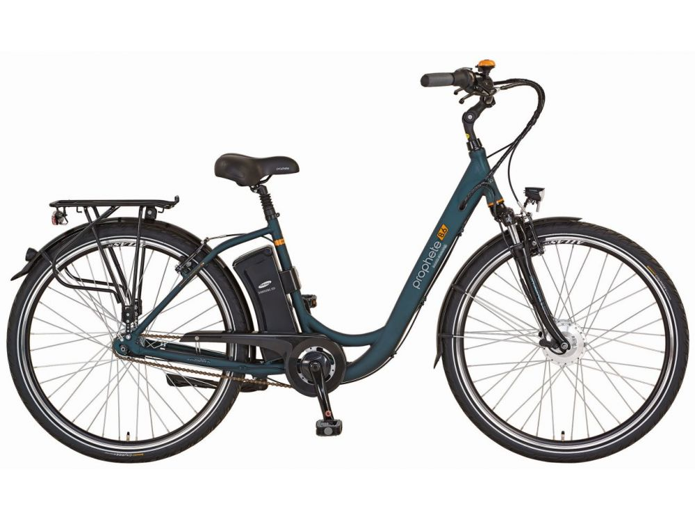 e bike alu city geniesser e8 6 inklusive 2 akku und seitenpackt kaufen. Black Bedroom Furniture Sets. Home Design Ideas