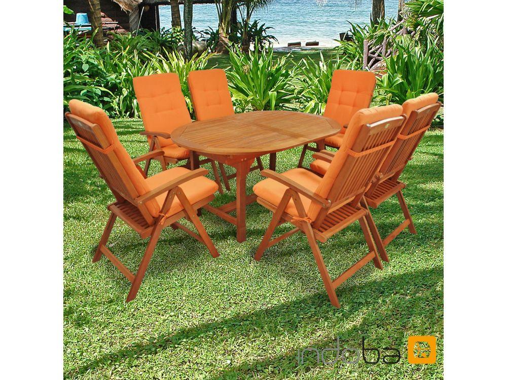 gartenm bel set 13teilig sun shine mit auflagen relax kaufen. Black Bedroom Furniture Sets. Home Design Ideas