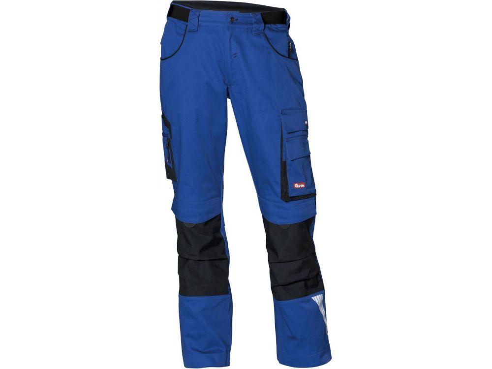 Bekleidung & Schutzausrüstung FORTIS Herrenbundhose 24 blau-schwarz Gr 26 Airsoft