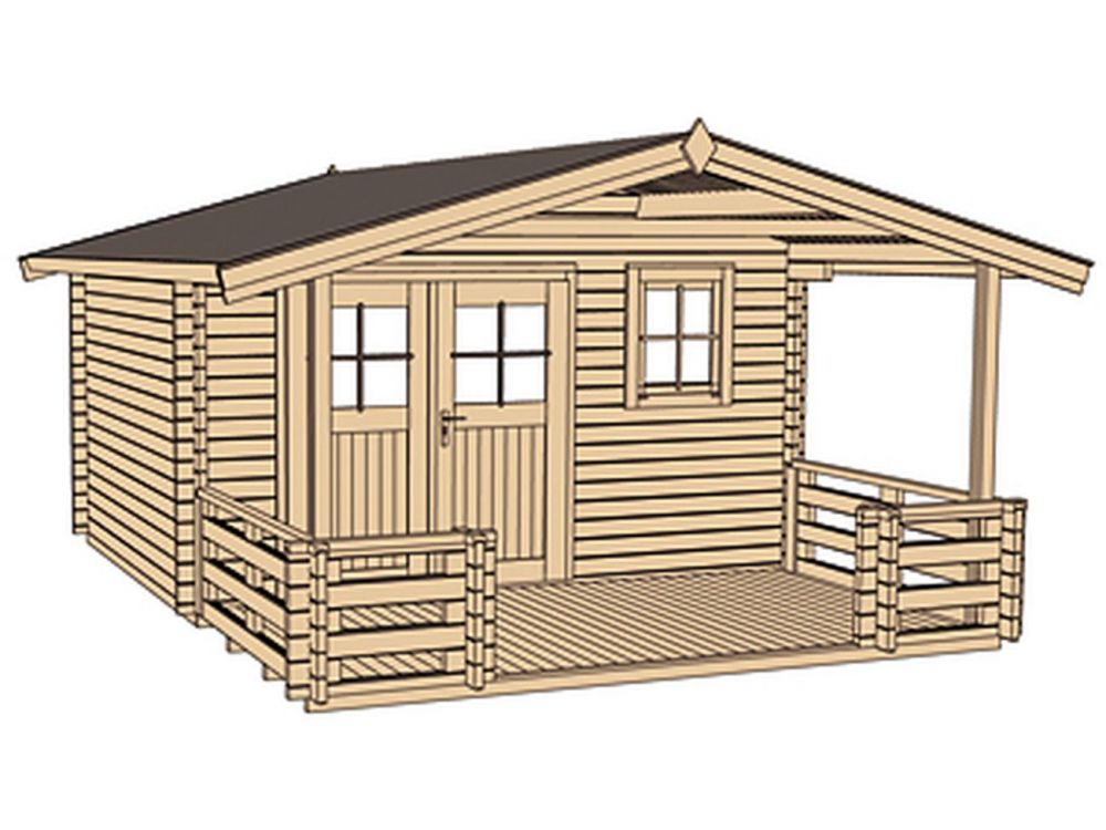 gartenhaus 111 b gr e 1 kaufen. Black Bedroom Furniture Sets. Home Design Ideas
