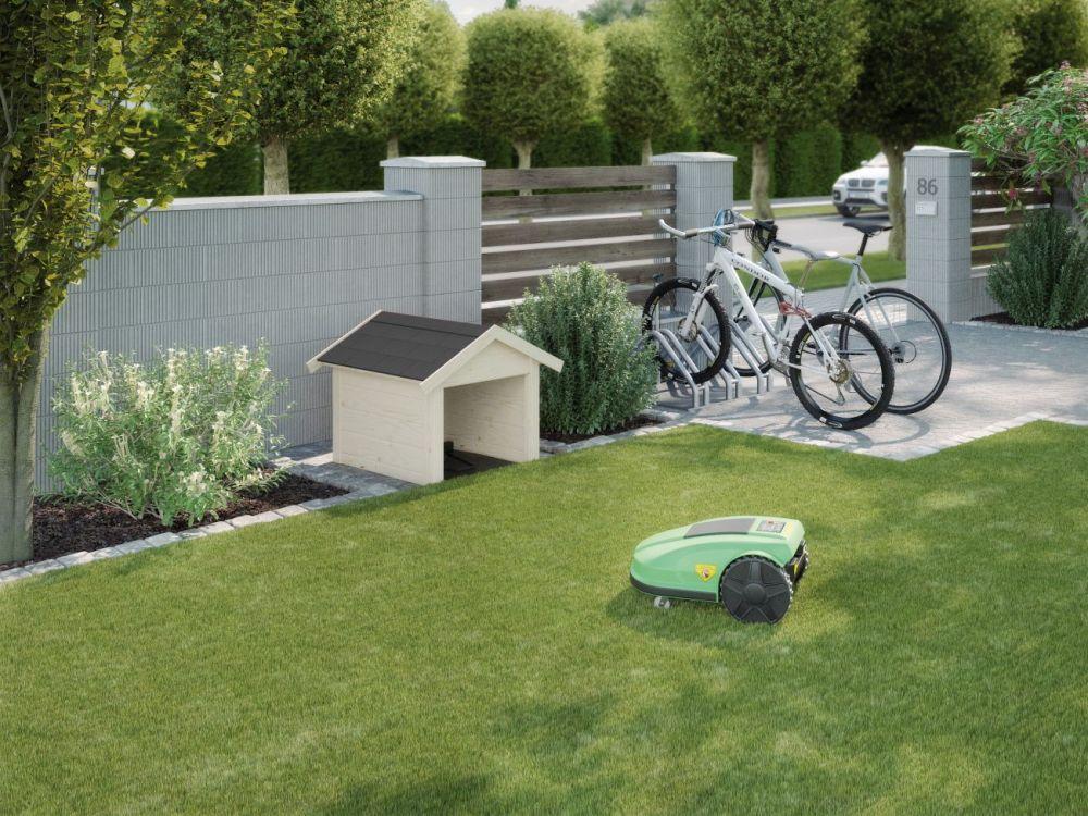 rasenroboter garage 367 kaufen. Black Bedroom Furniture Sets. Home Design Ideas