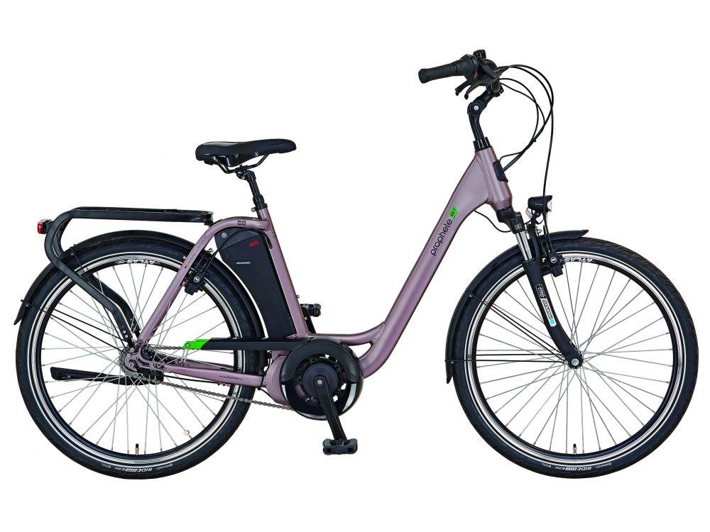 prophete e bike damen fahrrad alu city aeg geniesser e9 7 26 zoll kaufen. Black Bedroom Furniture Sets. Home Design Ideas